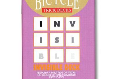 Invisible Deck Magic Trick