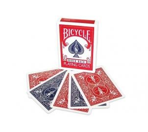 Double Back Card
